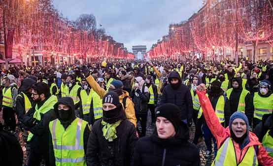 Yellow Vests 122018