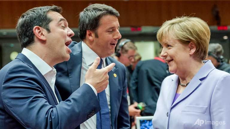 greece talks